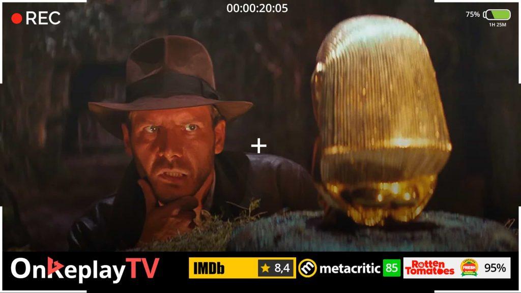 Indiana Jones raiders of the lost arc
