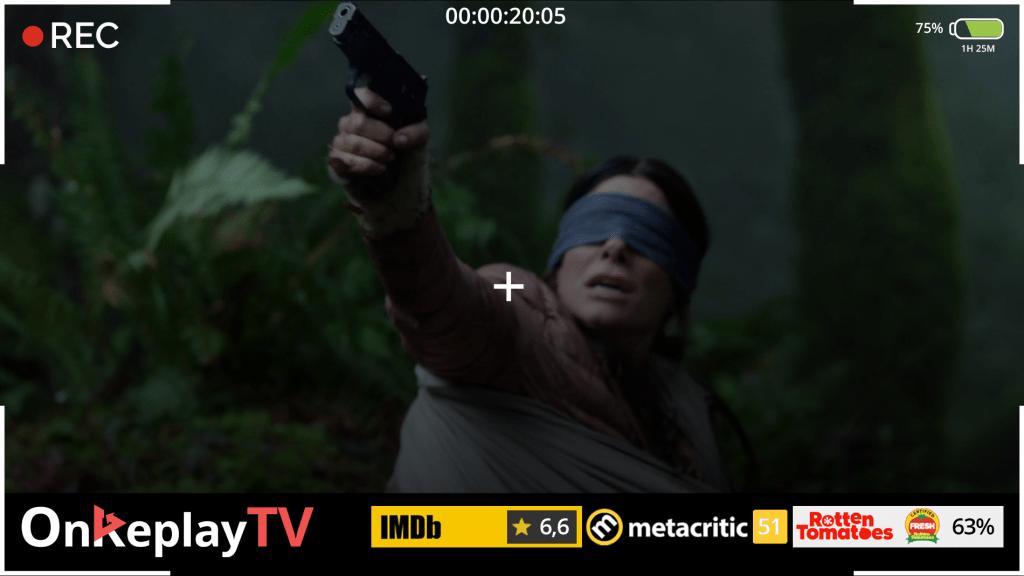 netflix thriller films - The birdbox
