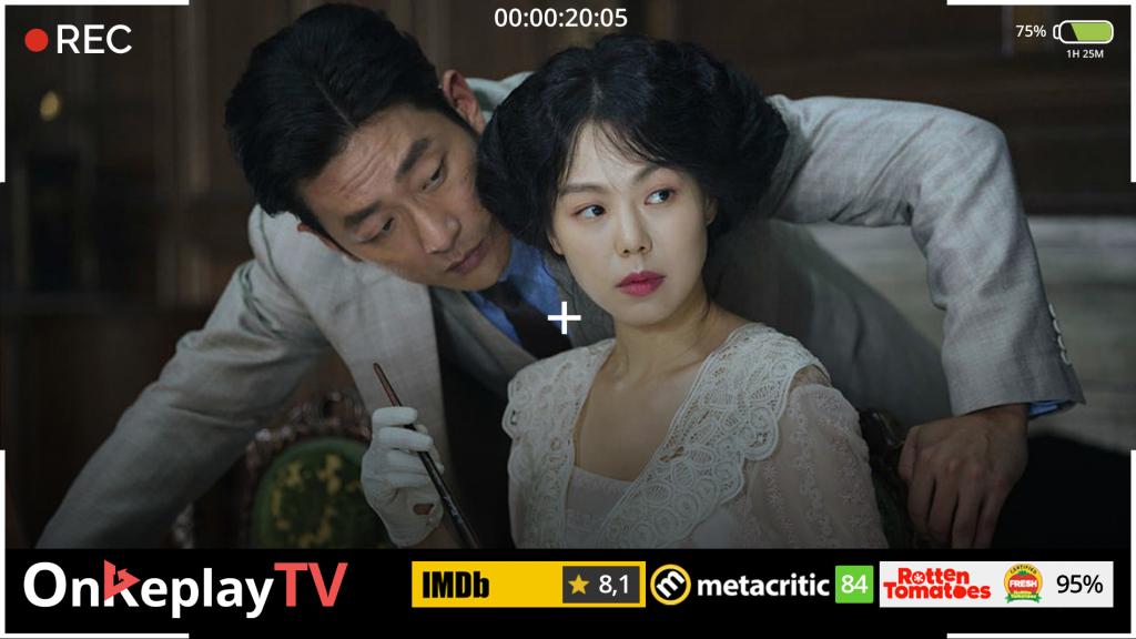 Handmaiden is best thriller movie by foreign producer