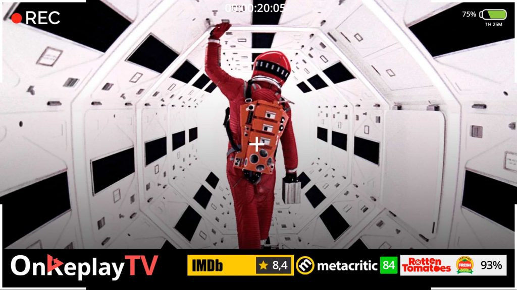 2001 space odyssey best movie to watch high