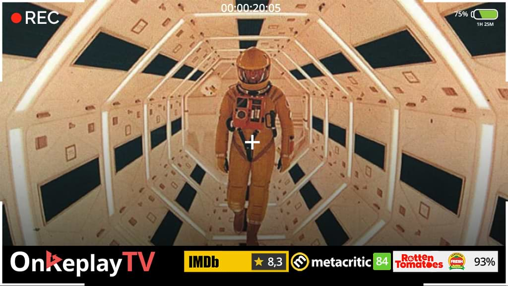 The best space movie is 2001 space odyssey