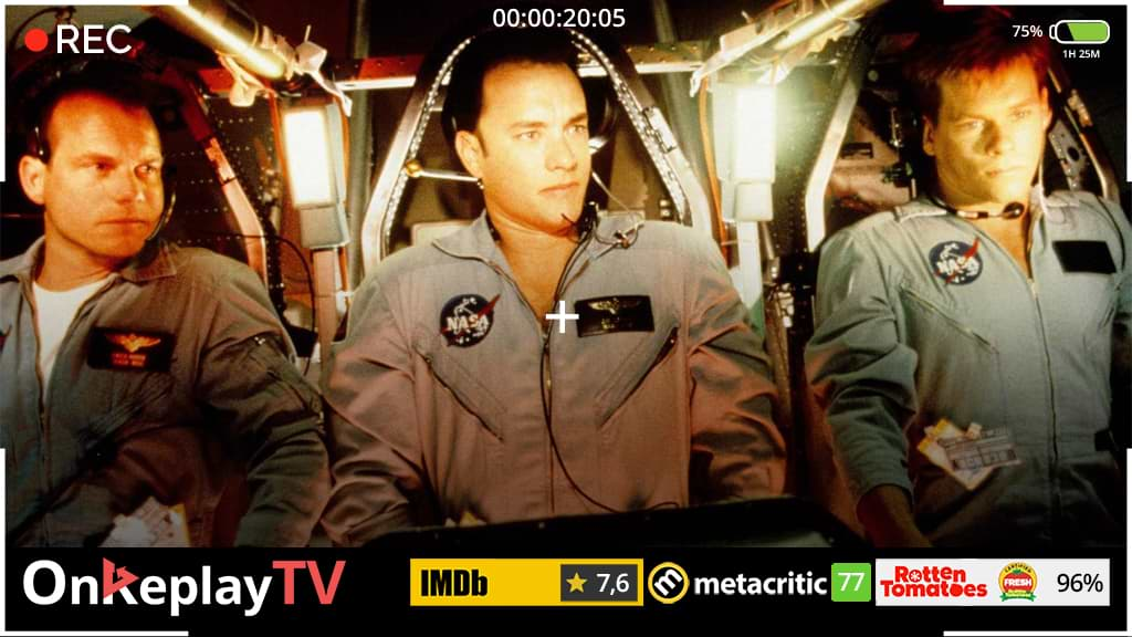 Apollo 13 is one of the greatest space movies of the 90s