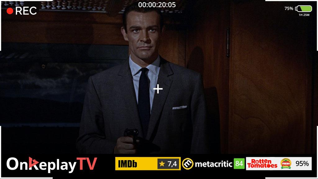 Best spy movies classic- Bond