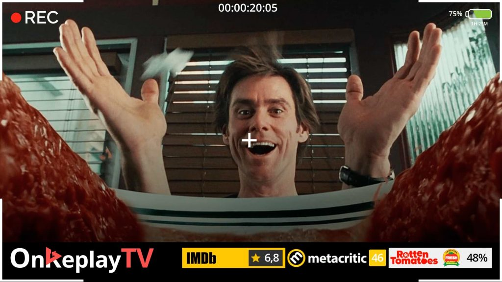 Bruce almighty is recommended movie to watch high