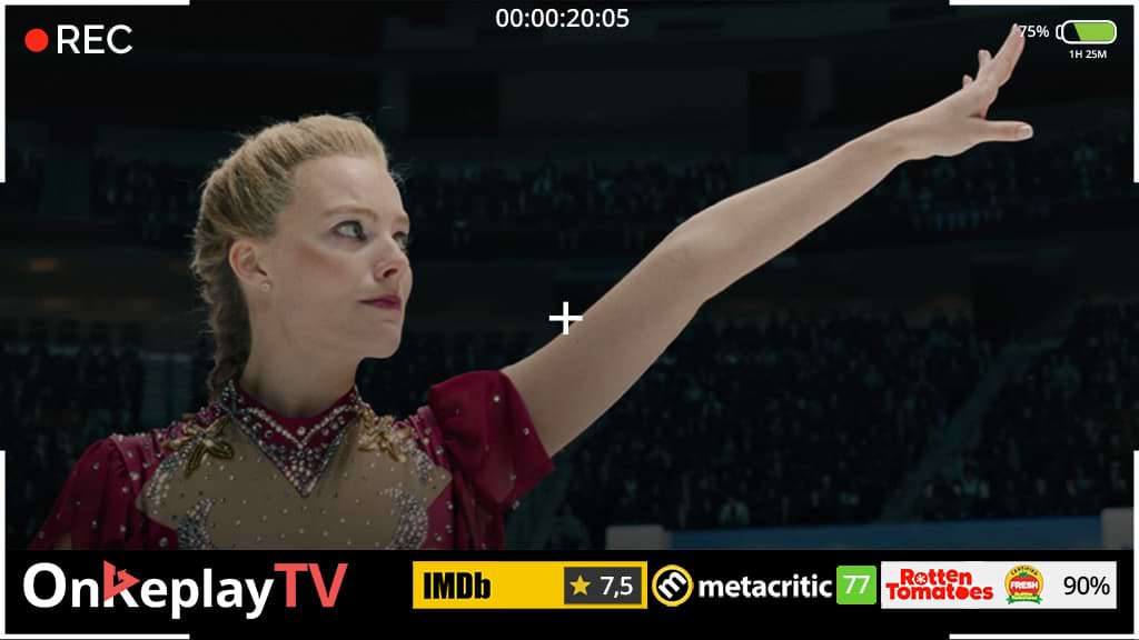 I, Tonya is a great example of best sposrts movies