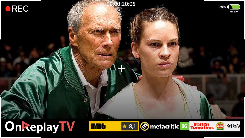 Which sports movie is better than Million Dollar Baby