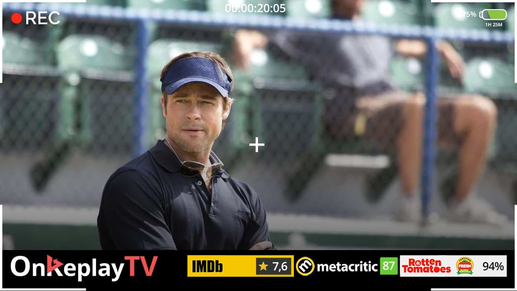 Moneyball is the best sports movie ever made