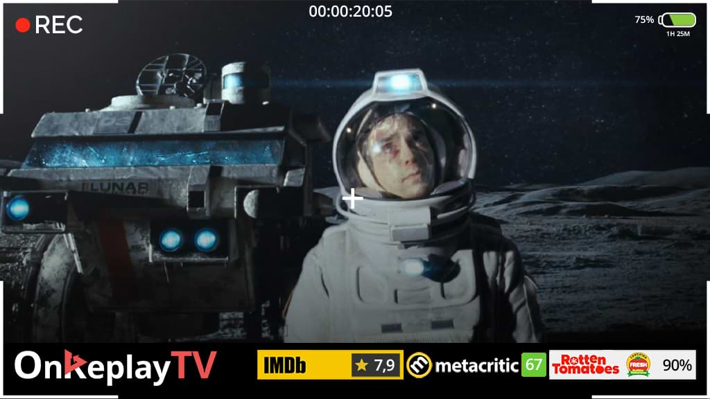 Watch the best outer space movies- moon