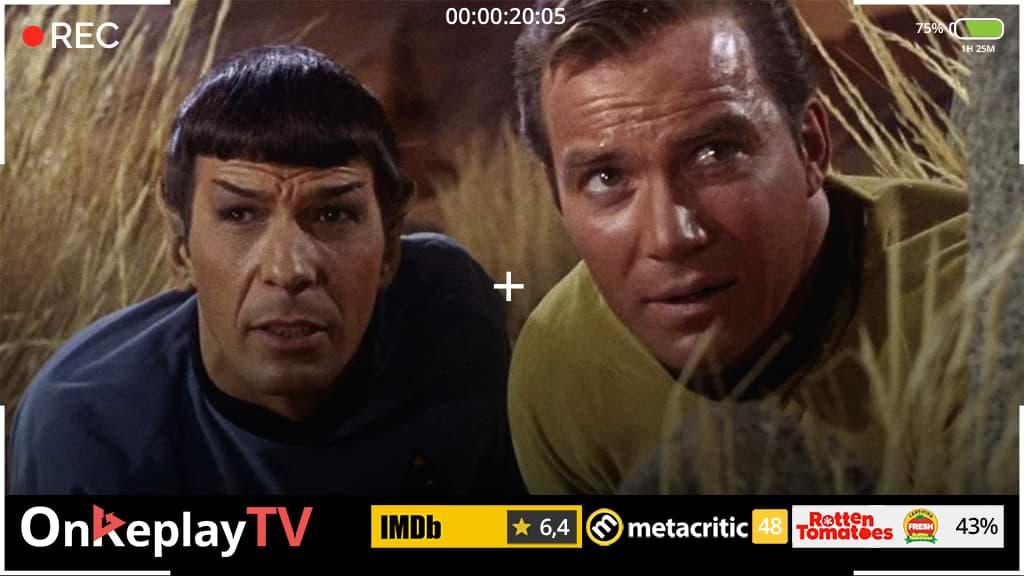 Classic space movie - Star Trek