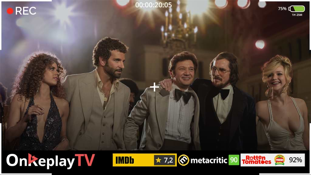 American Hustle is one of the best crime movies