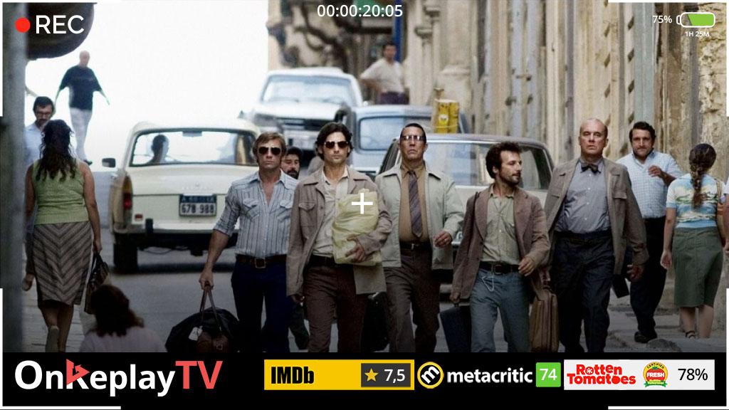 Munich - best spy movie of all time