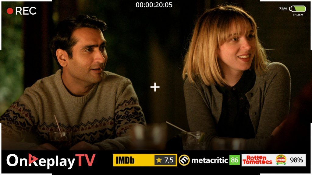 The big sick is one of the sickest rom com on Netflix