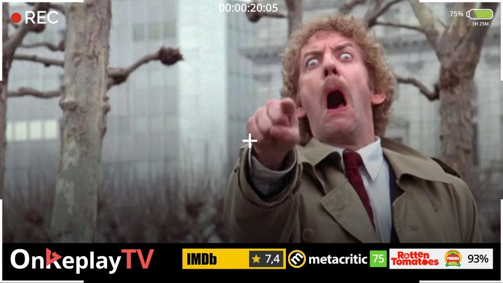 The invasion of the body snatchers on hulu