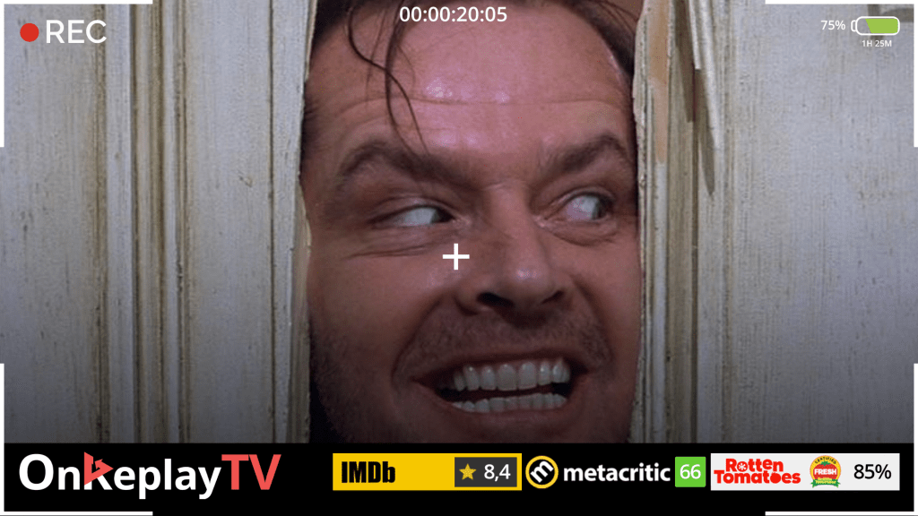 The shining is the best halloween movie on Hulu