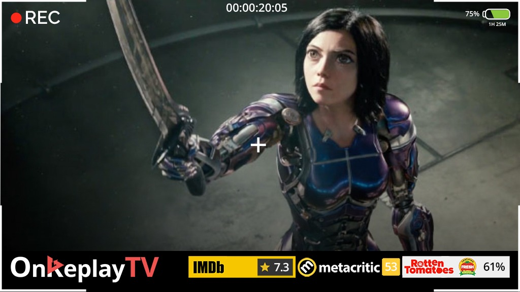 Alita Battle Angel is one of the best futuristic sci-fi movies