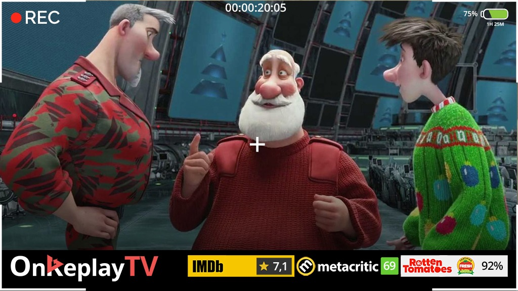 Arthur Christmas is the most hilarious and the most witty piece of flick I have seen in a long time