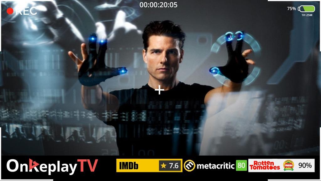 Tom Cruise's best cyberpunk movie