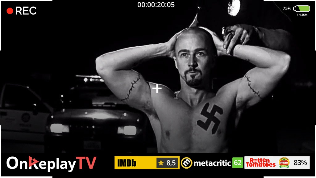 American History X is one of the best prison movies