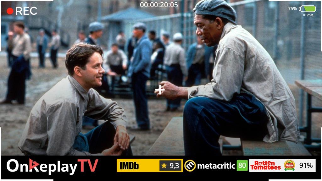The Best prison movies Shawshank redemption movie review