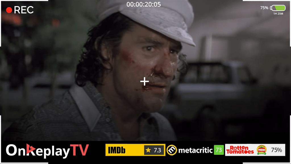 De Niro's best revenge movies