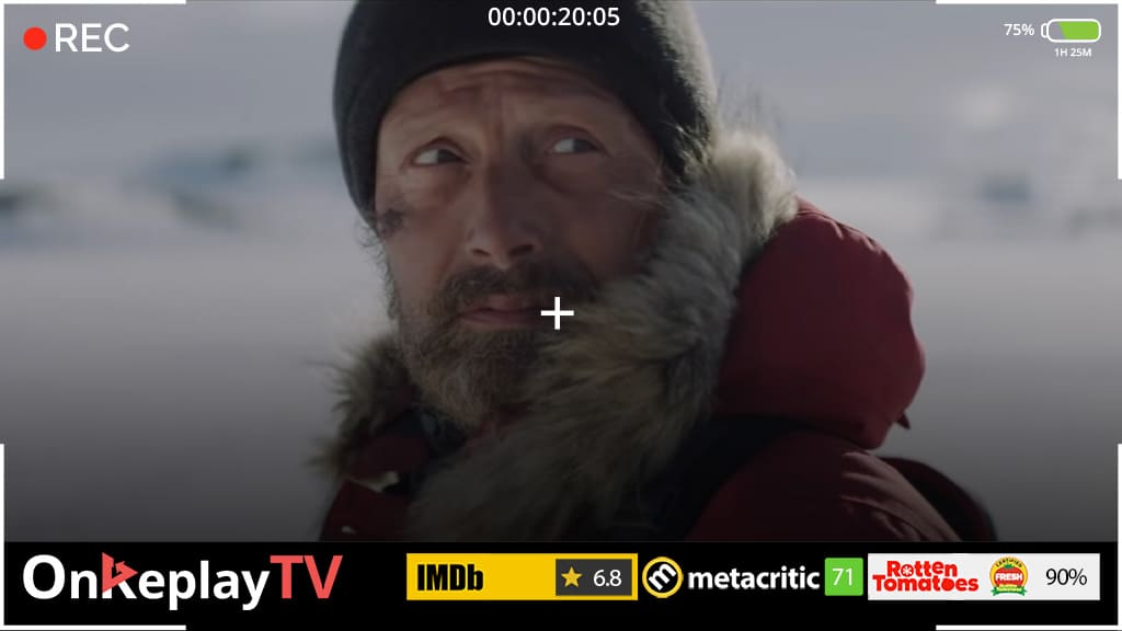 Arctic is the best movie about arctic