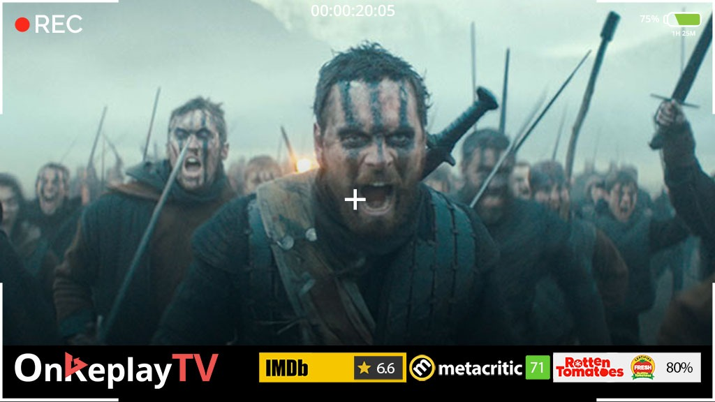 Macbeth is the finest middles ages film