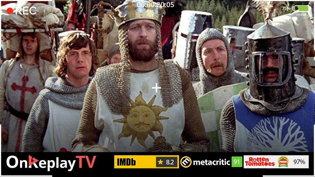 Comedic medieval movies